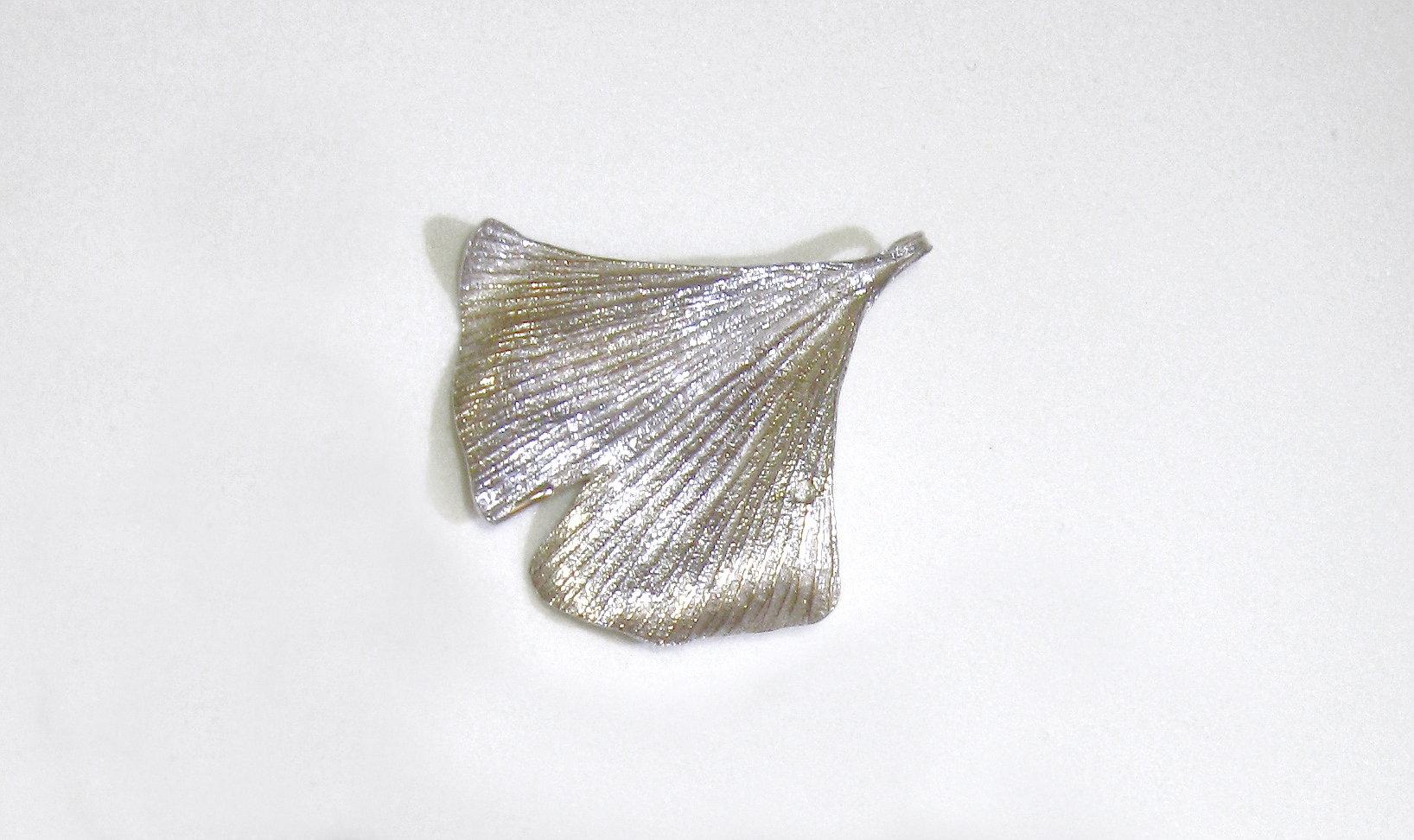 Gingko Biloba Amplexum Ezüst Medál